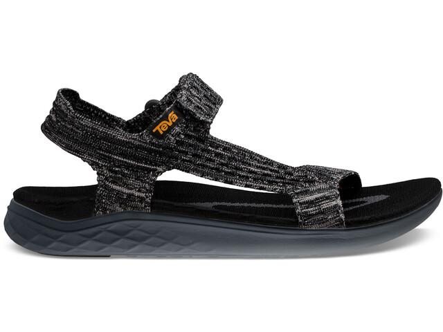 Teva W's Terra-Float 2 Knit Universal Sandals Black/Grey